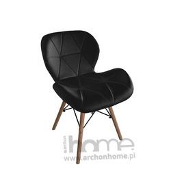 MODESTO Krzesło KLIPP czarne