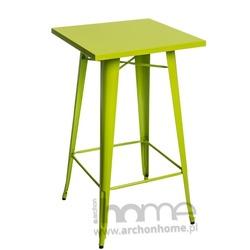 Stół barowy Paris jasno zielony