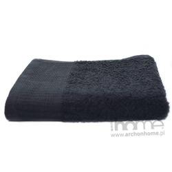 Ręcznik AQUA czarny 50x100