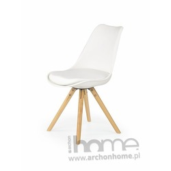 Krzesło NORDENS białe
