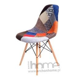 Krzesło Socrates PatchWork - inspirowane DSW PatchWork