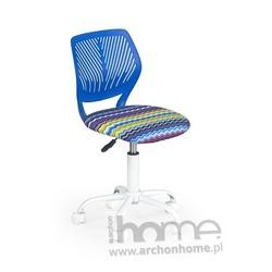Fotel BALI niebieski