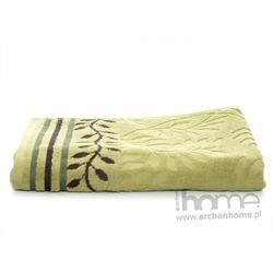 Ręcznik STELLA zielony 70x140