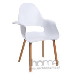 Krzesło A-Shape białe