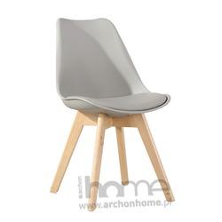 MODESTO Krzesło NORDIC szare
