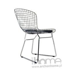 Krzesło Harry czarne - inspirowane Diamond Chair