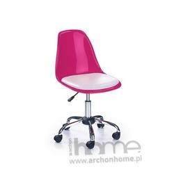 Fotel obrotowy COCO 2 różowy