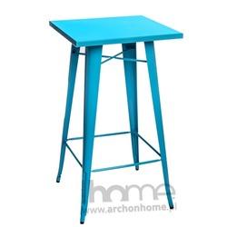 Stół barowy Paris niebieski