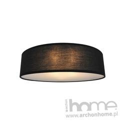 Lampa CLARA czarna