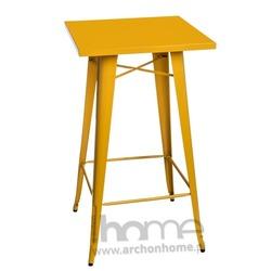 Stół barowy Paris żółty