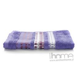 Ręcznik SILVER amethyst 50x90