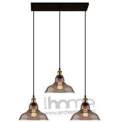 Lampa New York Loft 3 CL wisząca