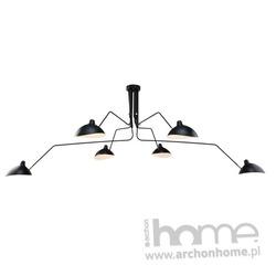 Lampa RAVEN 6
