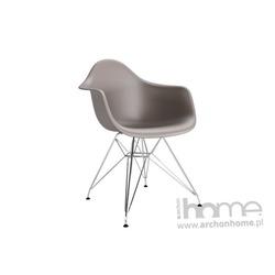 Krzesło Emaus mild grey - inspirowane DAR