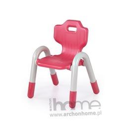 Krzesło BAMBI czerwone