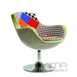 Fotel ORIGAMI patchwork