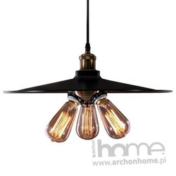 Lampa Eindhoven Loft 1 wisząca