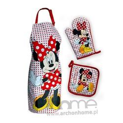 Zestaw kuchenny 3 cz. Minnie Mouse