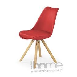 Krzesło NORDENS czerwone