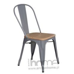 Krzesło Paris Wood jasny zielony sosna