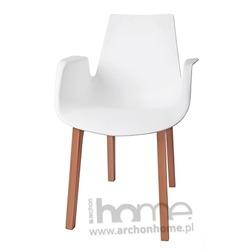Krzesło Mokka białe