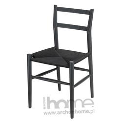 Krzesło Aero biało zielone