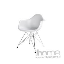 Krzesło Emaus białe - inspirowane DAR