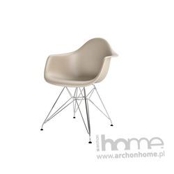 Krzesło Emaus beżowe - inspirowane DAR