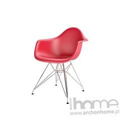 Krzesło Emaus czerwone - inspirowane DAR