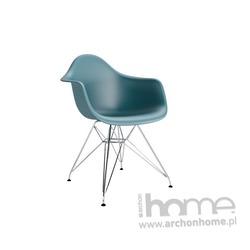 Krzesło Emaus navy green - inspirowane DAR