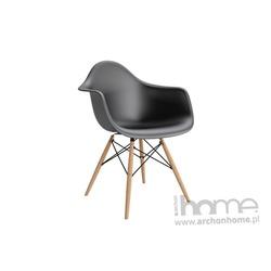 Krzesło Endo czarne - inspirowane DAW