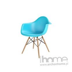 Krzesło Endo niebieskie - inspirowane DAW