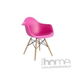 Krzesło Endo różowe - inspirowane DAW