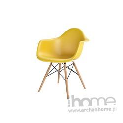 Krzesło Endo oliwkowe - inspirowane DAW
