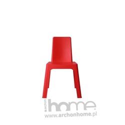 Krzesło Julietta czerwone