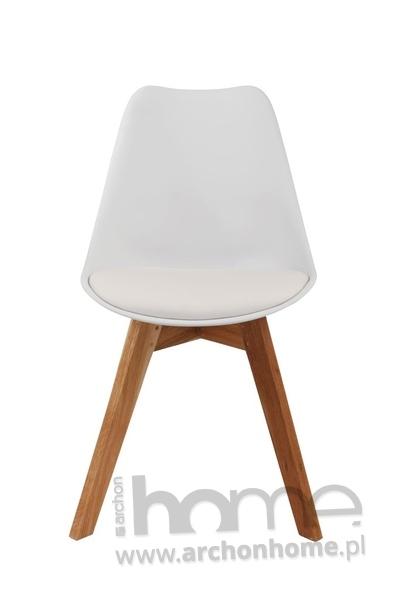 Krzesło Norden Cross białe