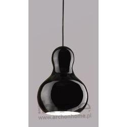 Lampa ZUCCA czarna 22,5