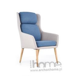 Fotel PURIO niebieski