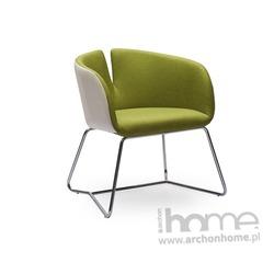 Fotel PIVOT zielony