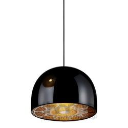 Lampa MOLDURA czarna