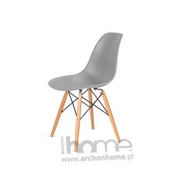 MODESTO krzesło SOCRATI DSW szare