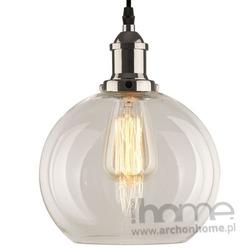 Lampa New York Loft 2 chrom wisząca