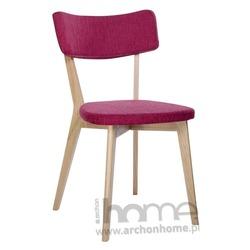 Krzesło SCANDI amarantowe