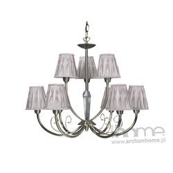 Lampa ATINA żyrandol 9