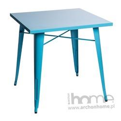 Stół Paris niebieski