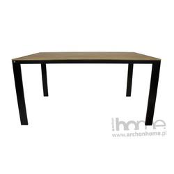 Stół Big X OAK lakierowany, czarny