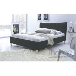 Łóżko SANDY czarny
