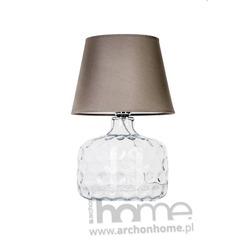 LAMPA ANDORRA szara