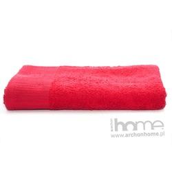 Ręcznik AQUA bordowy 70x140