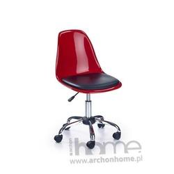 Fotel obrotowy COCO 2 czerwony